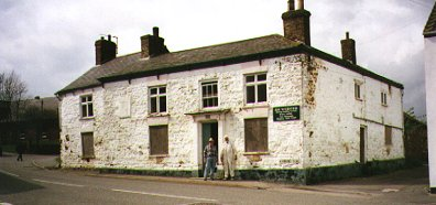 The Marquis of Granby pub in Binbrook village